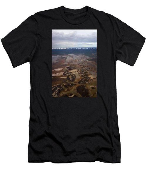Earth's Kidneys Men's T-Shirt (Athletic Fit)