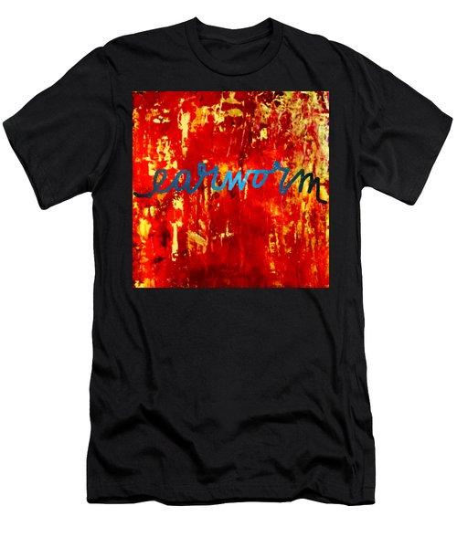 Earworm Men's T-Shirt (Athletic Fit)