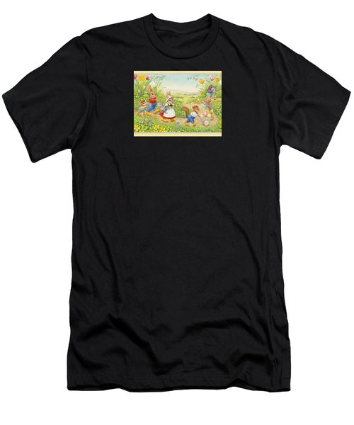 Easer Parade Men's T-Shirt (Athletic Fit)
