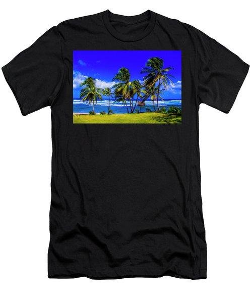 East Coast Men's T-Shirt (Athletic Fit)