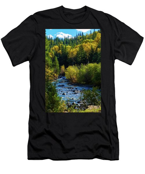 East Fork Autumn Men's T-Shirt (Athletic Fit)