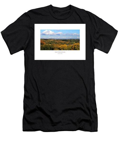 East Grinstead Men's T-Shirt (Athletic Fit)