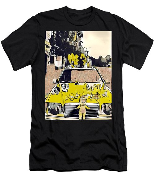 East Side Electric Men's T-Shirt (Athletic Fit)