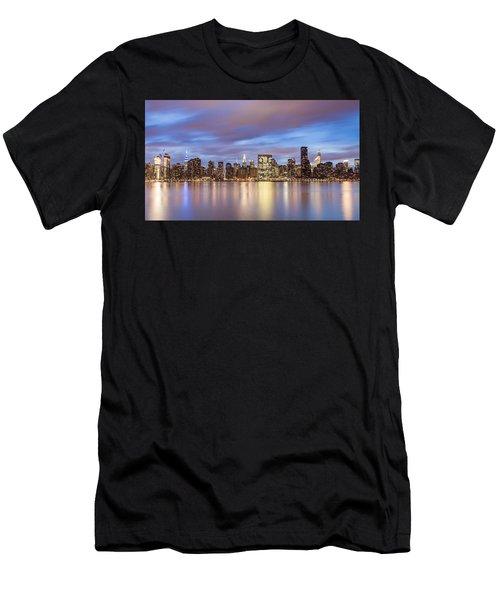 East Side Men's T-Shirt (Athletic Fit)