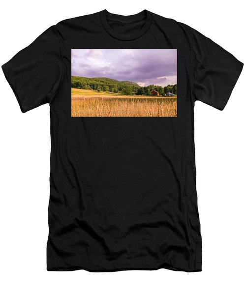 East Street View Men's T-Shirt (Athletic Fit)