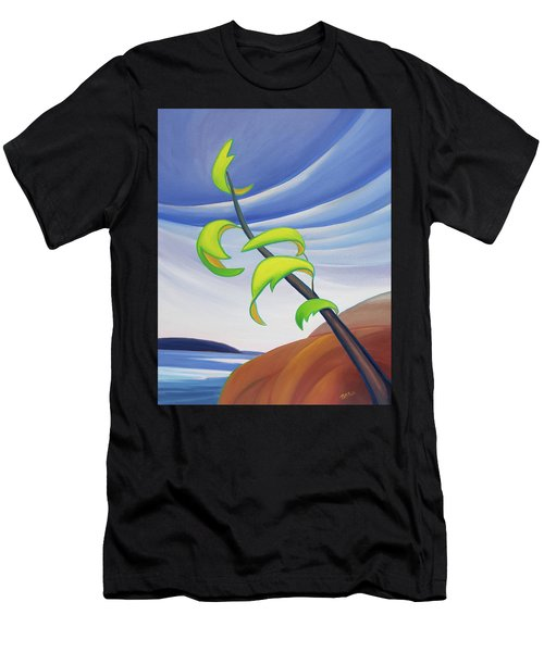 East Wind Men's T-Shirt (Athletic Fit)
