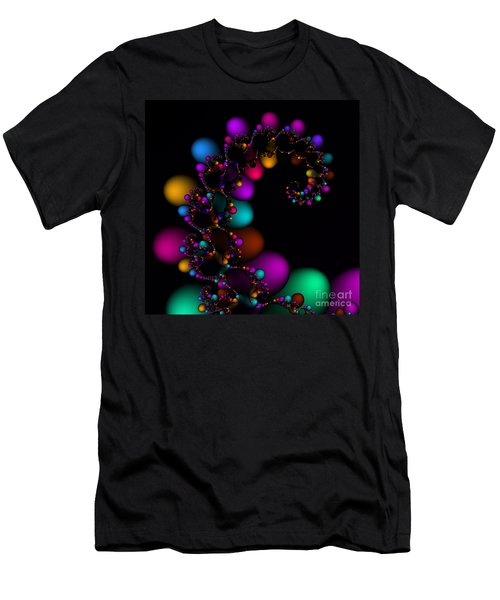 Easter Dna Galaxy 111 Men's T-Shirt (Athletic Fit)