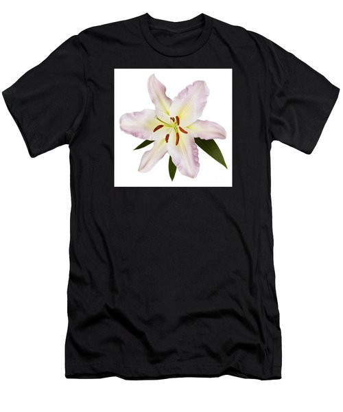 Easter Lilly 1 Men's T-Shirt (Athletic Fit)