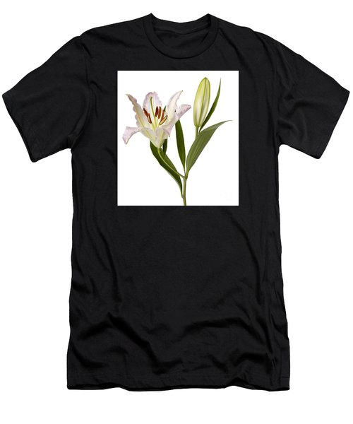 Easter Lilly Men's T-Shirt (Athletic Fit)