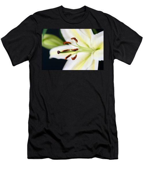 Easter Lily 4 Men's T-Shirt (Athletic Fit)