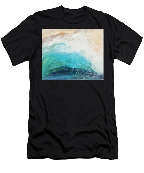 Ebb And Flow Men's T-Shirt (Athletic Fit)