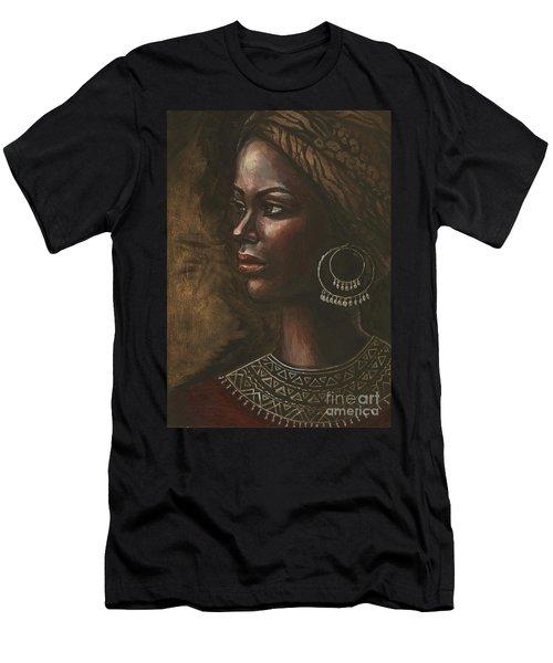 Ebony Men's T-Shirt (Athletic Fit)