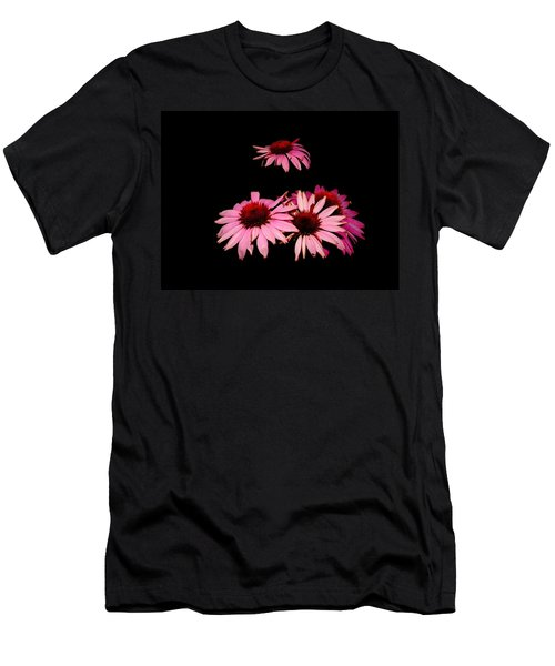 Echinacea Pop Men's T-Shirt (Athletic Fit)