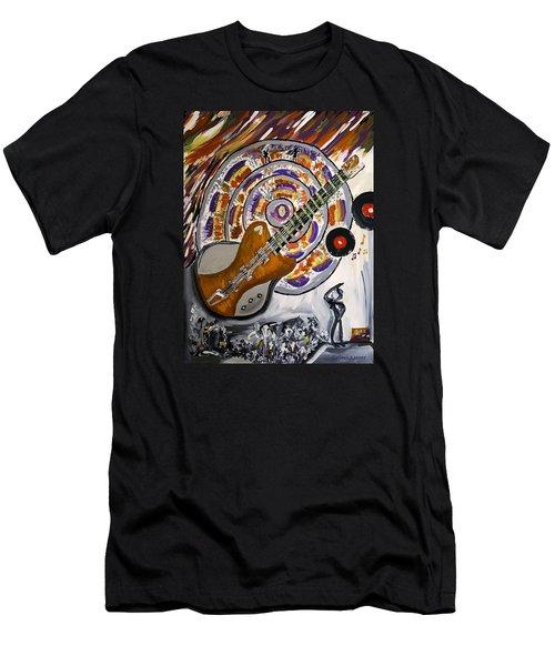 Echos  Men's T-Shirt (Athletic Fit)
