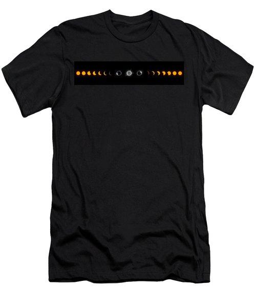 Eclipse Progression Men's T-Shirt (Athletic Fit)