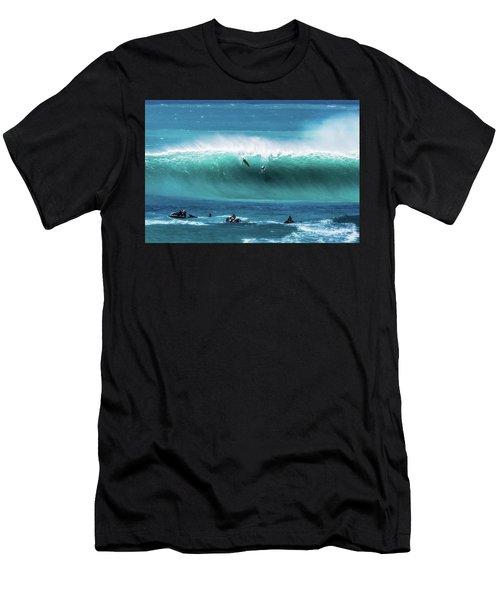 Eddie Aikau Men's T-Shirt (Athletic Fit)