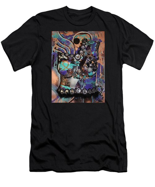 Eden - Dance And Move The World Survivor Men's T-Shirt (Athletic Fit)