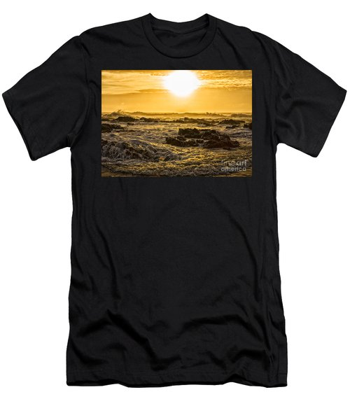 Edge Of The World Men's T-Shirt (Athletic Fit)