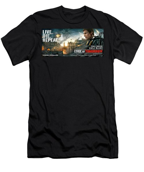 Edge Of Tomorrow Men's T-Shirt (Athletic Fit)