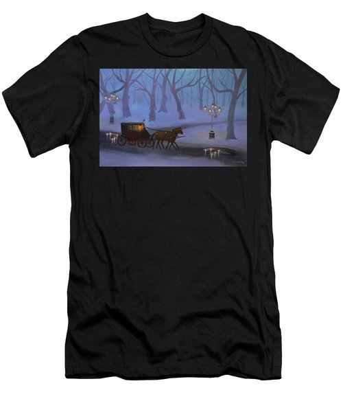 Eerie Evening Men's T-Shirt (Athletic Fit)