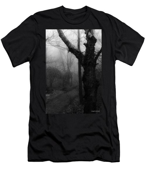 Eerie Stillness Men's T-Shirt (Athletic Fit)