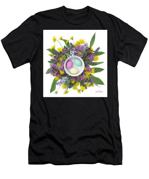 Eggs In A Bowl Men's T-Shirt (Athletic Fit)
