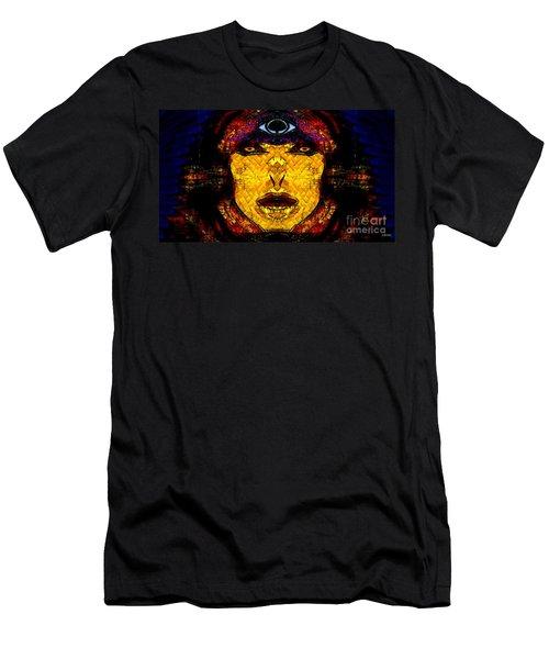 Egypt Goddess  Raet Aka Raettawy Men's T-Shirt (Athletic Fit)