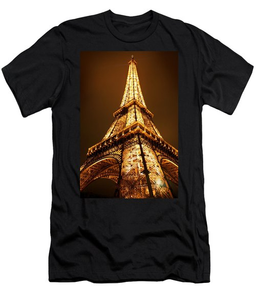 Eiffel Men's T-Shirt (Athletic Fit)