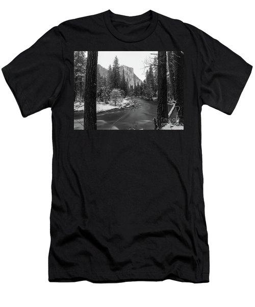 El Cap  Men's T-Shirt (Athletic Fit)