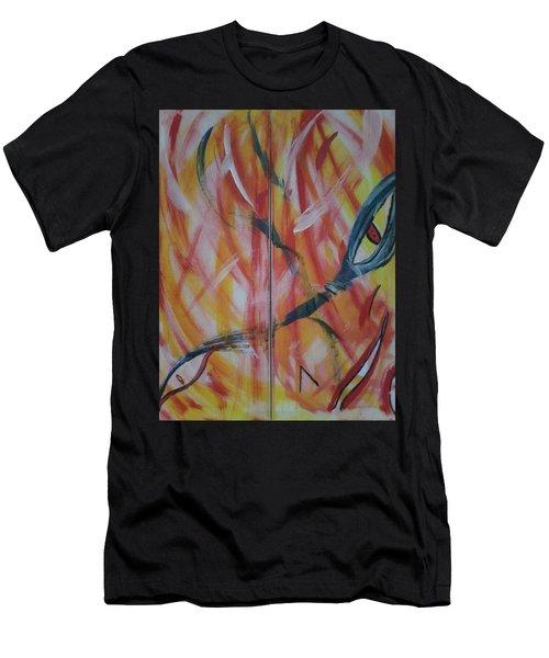 El Diablo Men's T-Shirt (Athletic Fit)
