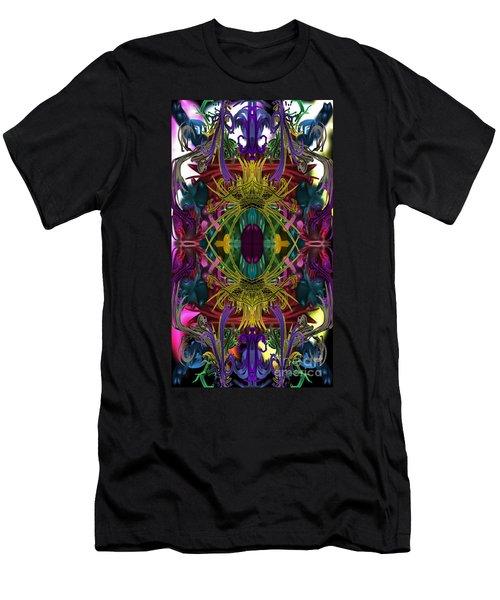 Electric Eye Men's T-Shirt (Athletic Fit)