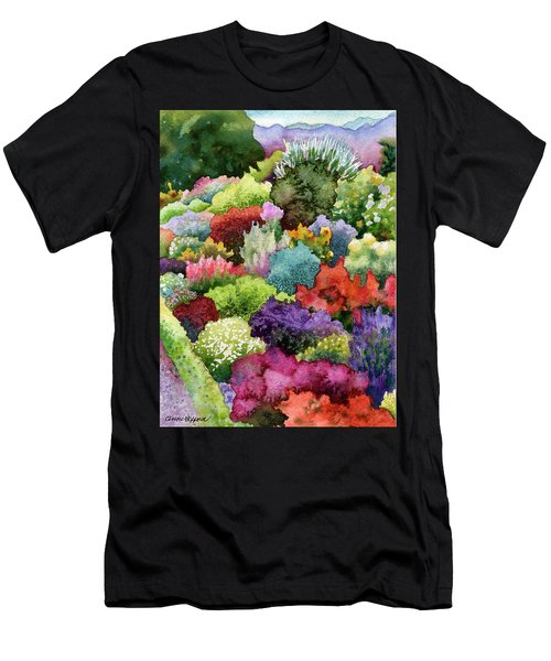 Electric Garden Men's T-Shirt (Athletic Fit)