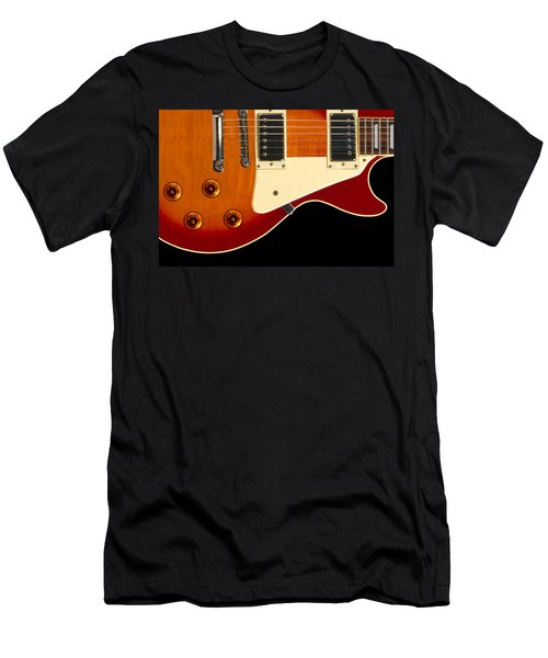 Electric Guitar 4 Men's T-Shirt (Athletic Fit)