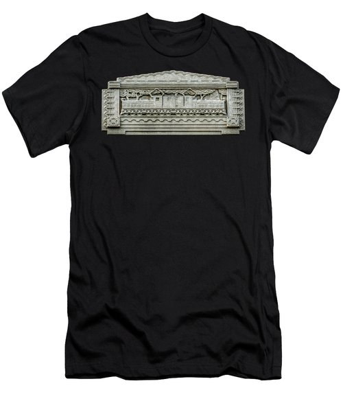 Electricity And Stone Men's T-Shirt (Athletic Fit)