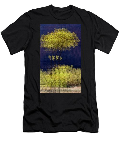 Elegance In The Park Horizontal Adventure Photography By Kaylyn Franks Men's T-Shirt (Athletic Fit)