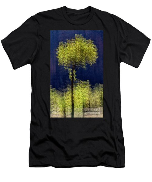 Elegance In The Park Vertical Adventure Photography By Kaylyn Franks Men's T-Shirt (Athletic Fit)