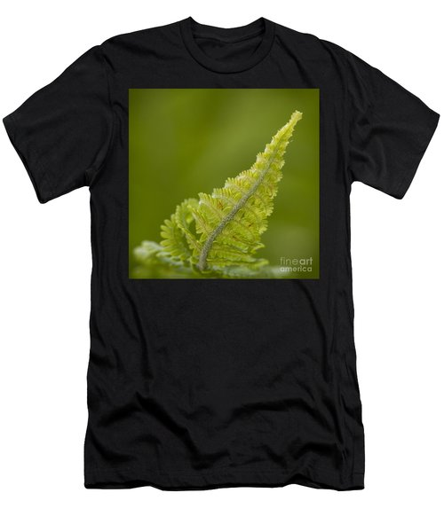 Elegant Fern. Men's T-Shirt (Athletic Fit)