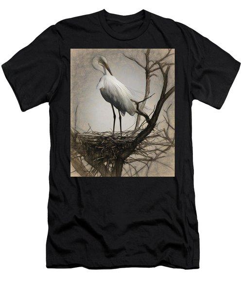 Elegant Mother Men's T-Shirt (Athletic Fit)
