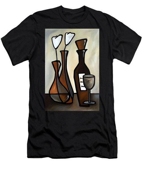Elegent Men's T-Shirt (Athletic Fit)