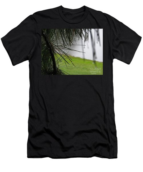 Men's T-Shirt (Slim Fit) featuring the photograph Elements by Greg Patzer