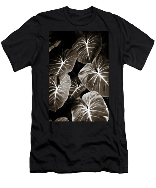 Elephant Ears On Parade Men's T-Shirt (Athletic Fit)