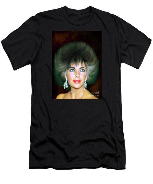 Elizabeth 2 Men's T-Shirt (Athletic Fit)
