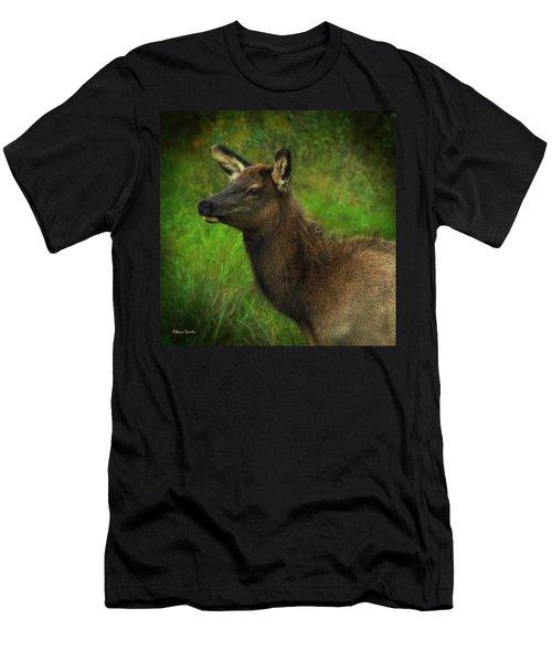 Elk Of Benezette Men's T-Shirt (Athletic Fit)
