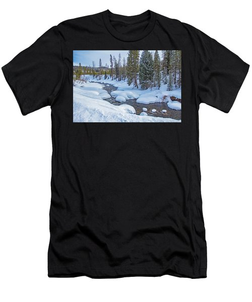 Elk River Men's T-Shirt (Athletic Fit)
