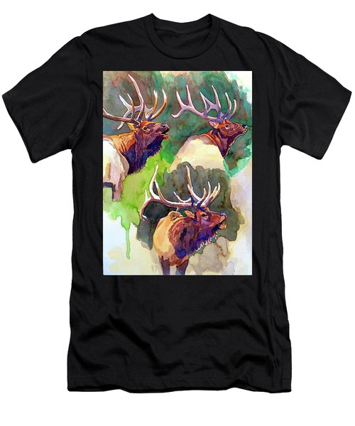 Elk Studies Men's T-Shirt (Athletic Fit)