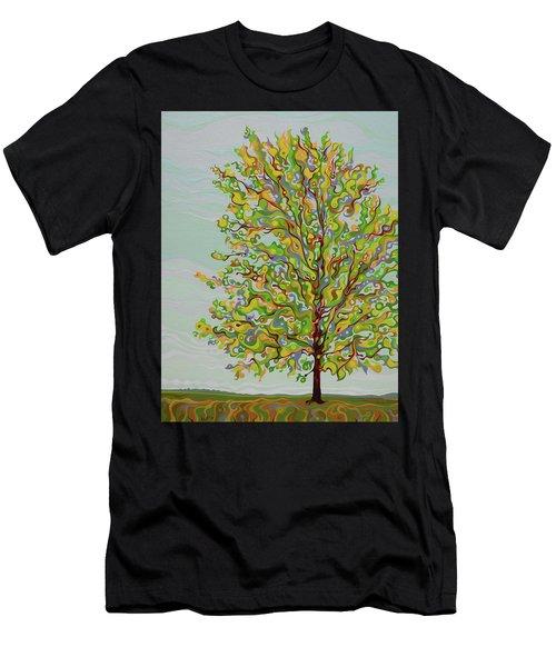 Ellie's Tree Men's T-Shirt (Athletic Fit)