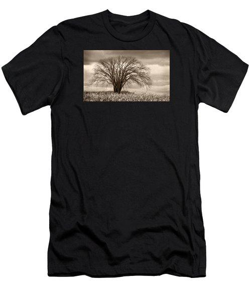 Elm Fortress Men's T-Shirt (Athletic Fit)