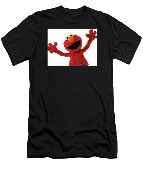Elmo Men's T-Shirt (Athletic Fit)