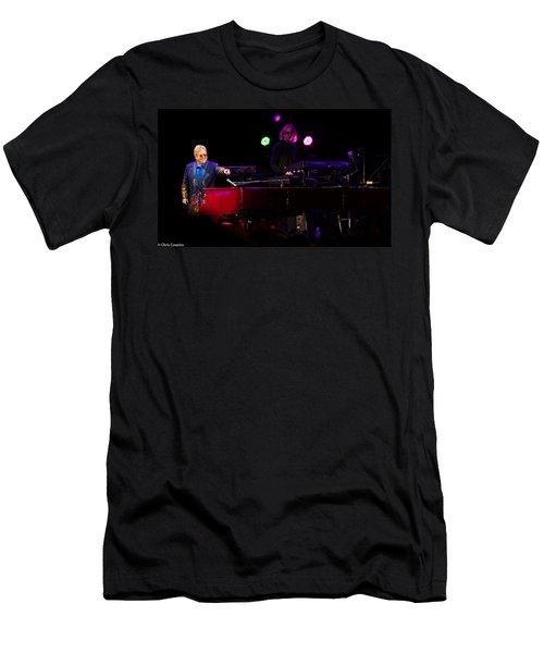 Elton - Enjoying The Show Men's T-Shirt (Athletic Fit)