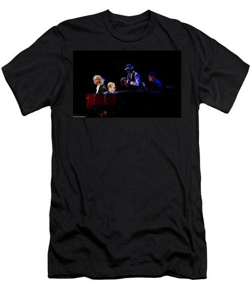 Elton - Gather Round Men's T-Shirt (Athletic Fit)
